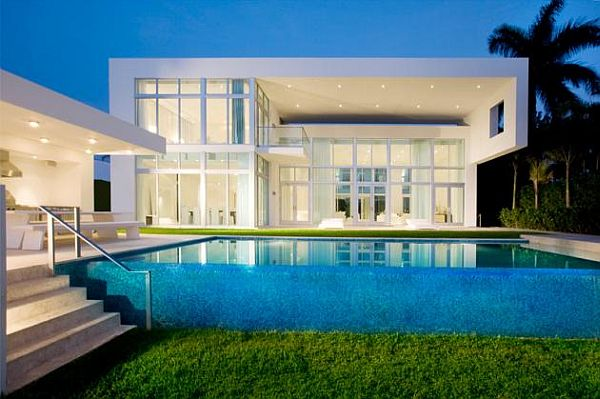 Glass Facades - beauty for modern homes